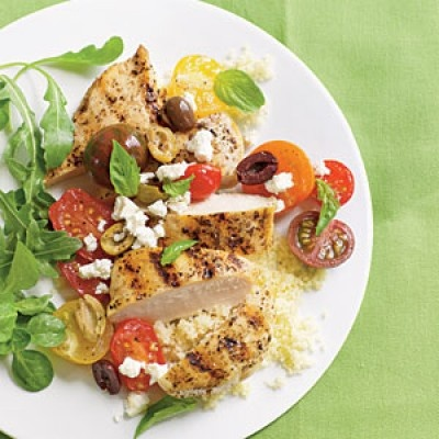 Chicken Breasts with Tomatoes and Olives | Food | Pinterest