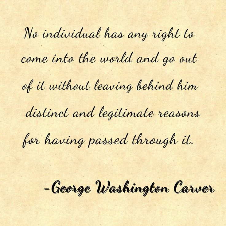 George Washington Carver Education Quotes. QuotesGram