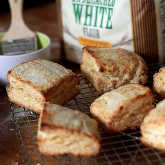How To Make Classic Buttermilk Biscuits Cooking Lessons from The ...