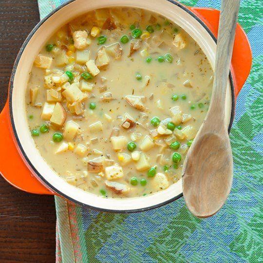 ... costa rican potato es gallitos de papa red potato soup baked potato