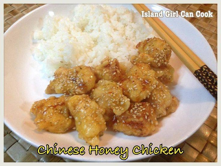 Chinese honey Chicken | Island Girl Can Cook By Heu Taufa All pics yo ...