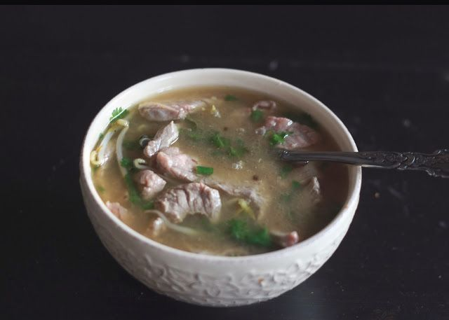 Authentic Beef Pho | Foodie | Pinterest