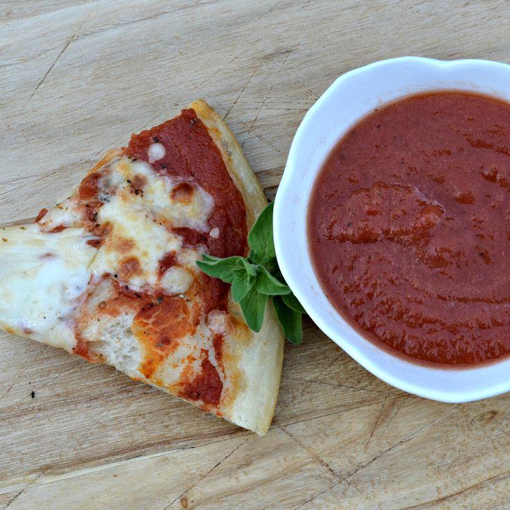 Joyce's Simple Pizza Sauce   Recipe