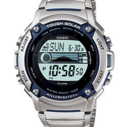 Perfect for adventures. Casio Men's WS210HD-1AVCF shows data about the ...
