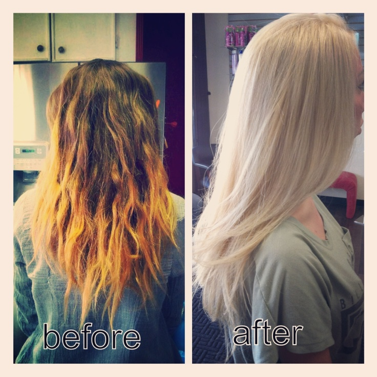 Color correction! Hair by Valerie Hair & Beauty that I love Pinte ...