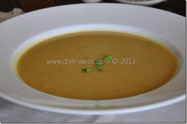 Red Lentil Soup Middle Eastern Style Simple, filling, yummy. Perfect ...