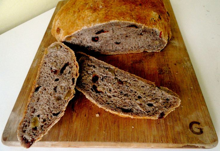 Two Delicious Cranberry Nut Bread Recipes - Regular and Gluten Free