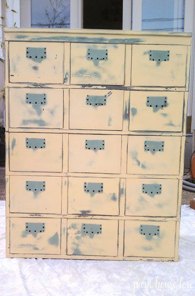 diy re spray painted filing cabinet all things new pinterest. Black Bedroom Furniture Sets. Home Design Ideas