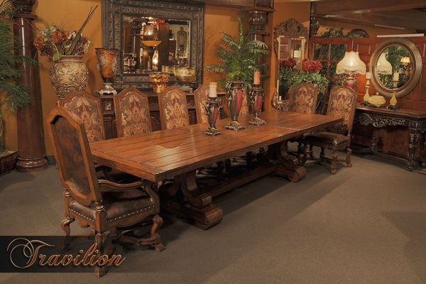 Tuscano Old World Dining Collection Dream Home Pinterest
