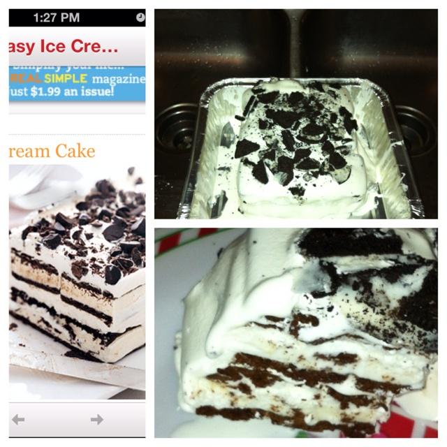 layer ice cream cake recipe loveourcrazylife delicious 7 layer ice