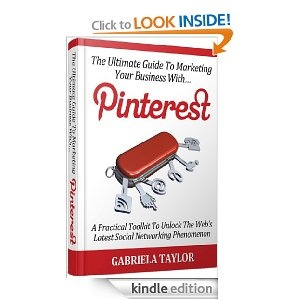 Pinterest: The Ultimate Guide To Marketing Your Business With Pinterest (Internet Marketing, Social Media for Profit, Web 2.0, Web Marketing) $4.97 on Kindle (read online)