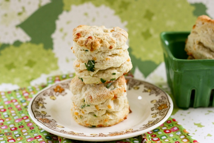Cheddar Green Onion Biscuits | Want to Cook, Biscuits | Pinterest