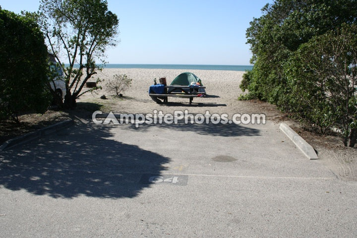 Doheny State Beach Camping