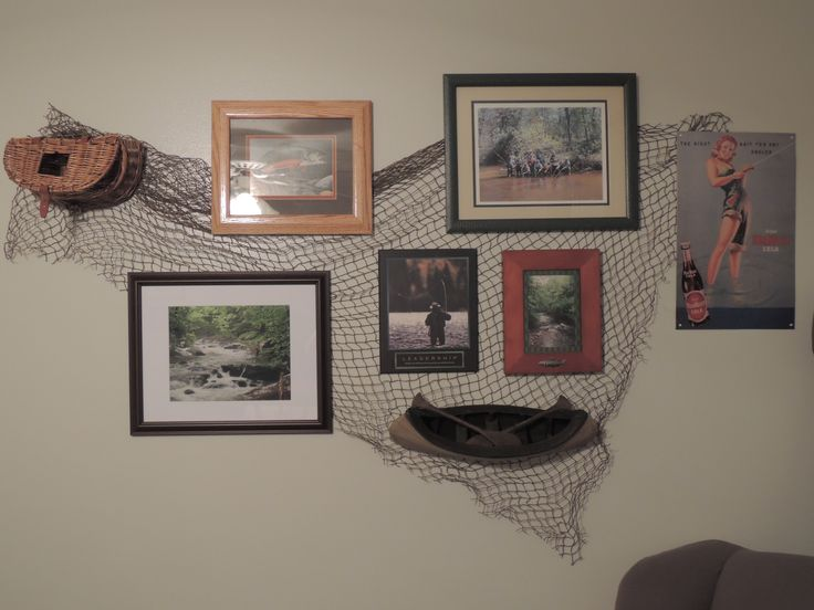 Fly Fishing Theme Wall Decor Using Fishing From Joe S Home Decorators Catalog Best Ideas of Home Decor and Design [homedecoratorscatalog.us]