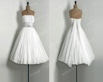 Robe style année 50  robe de mariée  Pinterest