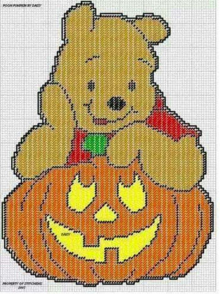 It's just a photo of Simplicity Free Printable Halloween Plastic Canvas Patterns