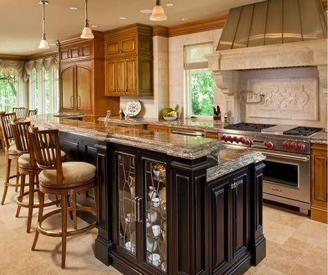 Donna's Blog: Kitchen Hood Designs, Jane Page Design Group