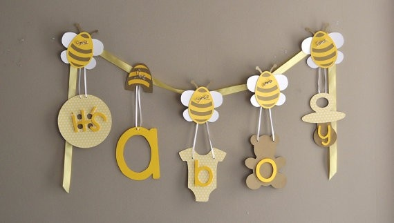 bumble bee baby shower decorations party bee pinterest