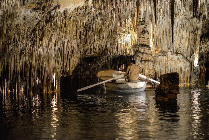 Coves del Drac  Places to go  Pinterest