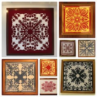 Peppermint Pinwheels | Hawaiian Quilts | Pinterest