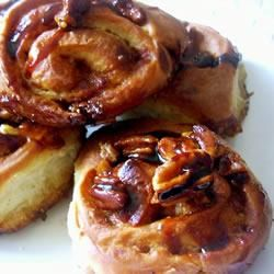 "Overnight Caramel Pecan Rolls | ""This is my go-to breakfast recipe ..."