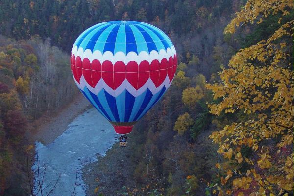 Hot air balloon rides letchworth state park letchworth state park