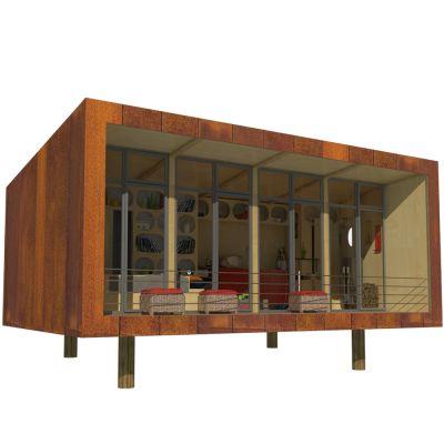 sheena-tiny-house-plans | home design | Pinterest