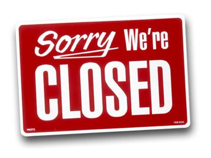 4th Of July Closings In NJ