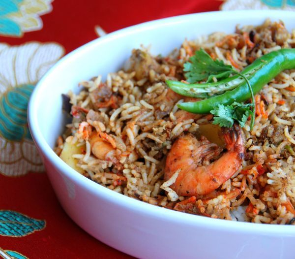 Prawn Biryani... | I Heart Food Part 3... | Pinterest
