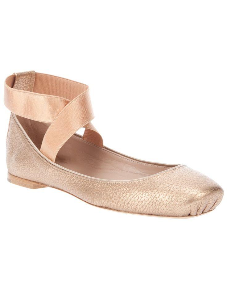 chloe pink ballet flats fashion amp style pinterest