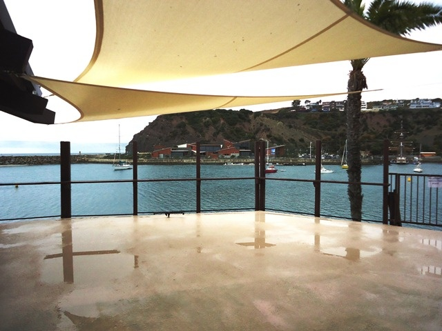 Backyard Bay View : Bay View Patio  Venues Dana Point Yacht Club  Pinterest
