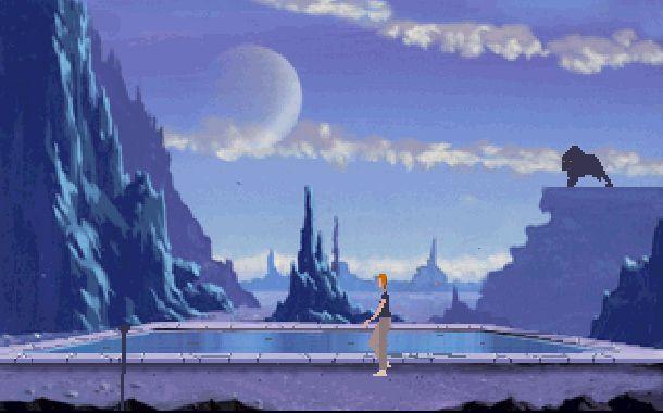 1991: Another World - Atari ST