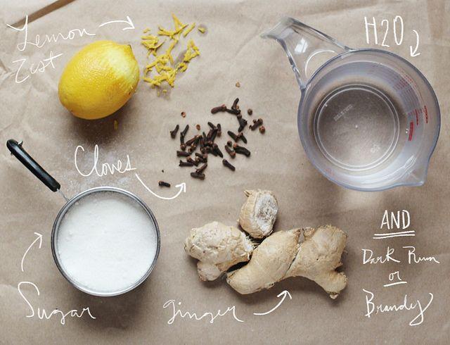 DIY ginger liqueur | Stock The Bar | Pinterest