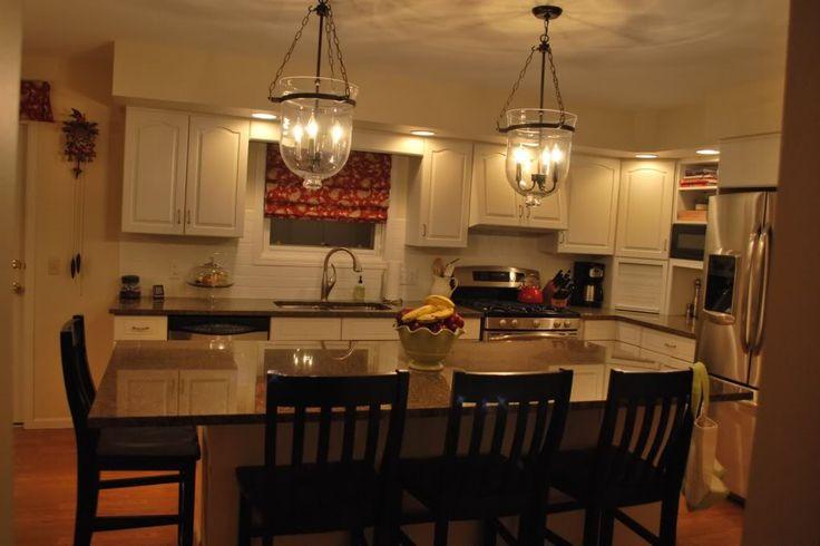 hundi lighting over kitchen island decor pinterest