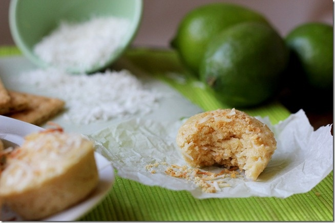 Key Lime Coconut Muffins | Recipes | Pinterest