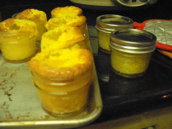 Lemon Cheesecake In A Jar Recipes — Dishmaps