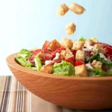 BLT Salad - why didn't I think of that!