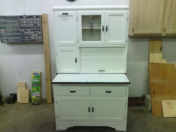 the hoosier cabinet i just found for sale i 39 d replace the panels at