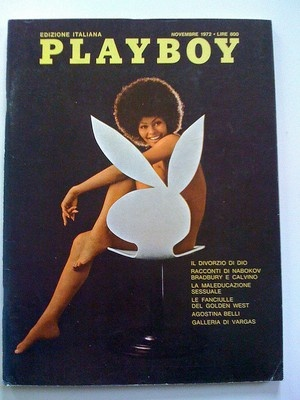 Vintage Playboy Magazine October 1971 Ft. Dianne Stem