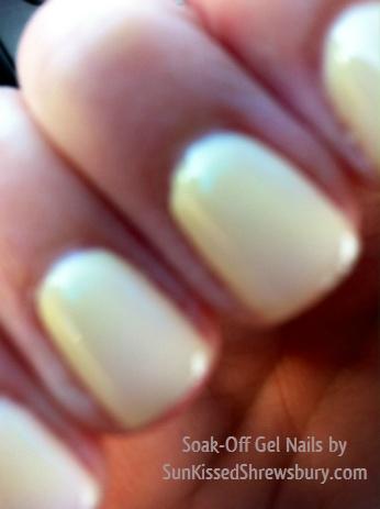 Gel Manicure by Melissa #glitter #rockstar #nails #accentnail #shellac