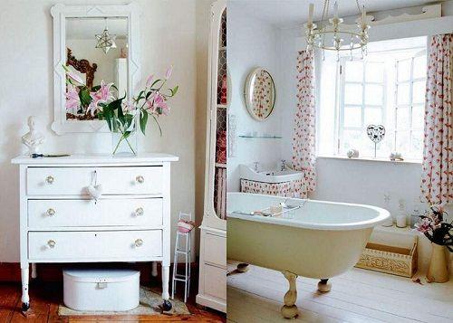Cottage Bathroom Vanity Ideas Home Decoration Ideas Pinterest