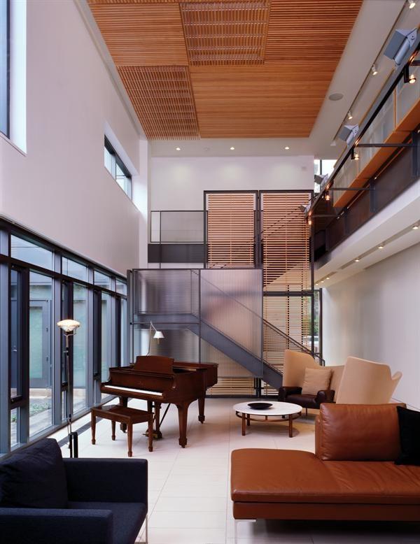 Great Rooms With Wood Ceilings Homie Pinterest