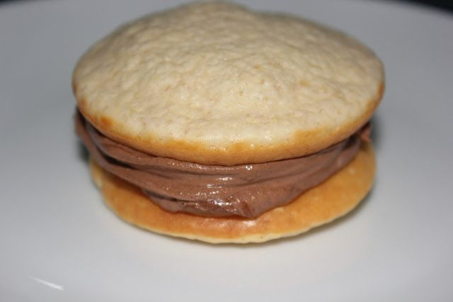 Chocolate Whoopie Pies With Cassis Filling Recipe — Dishmaps