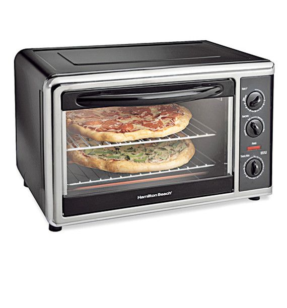 Countertop Toaster Oven : Only $100 great countertop toaster oven with convection & rotisserie!
