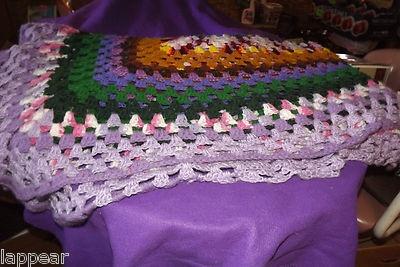 30 Vintage Crochet Afghan Patterns