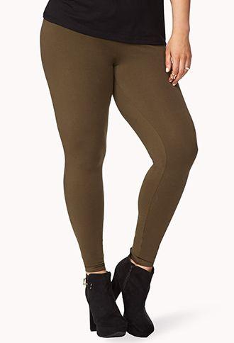 Everyday Basic Leggings   FOREVER 21 - 2074663914
