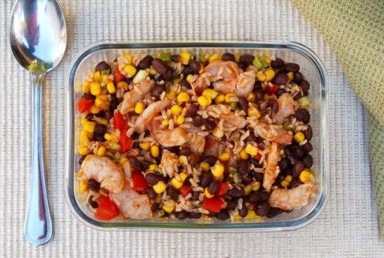 Shrimp Black Bean Salad   Easy Healthy Weight Watchers Recipes
