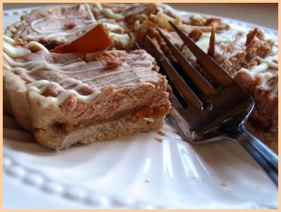 Milk Chocolate and Caramel Tart. | Chocolate Goodness | Pinterest