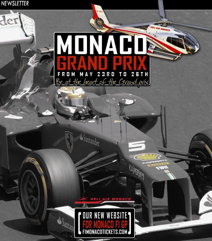 2013 monaco grand prix in pictures