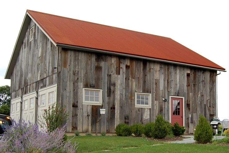 Barn garage house garage plans pinterest Garage barn